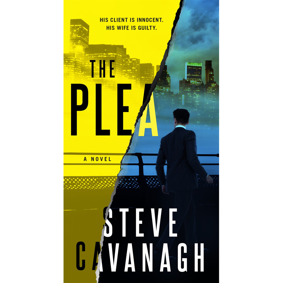 Image For Cavanagh - The Plea: A Novel