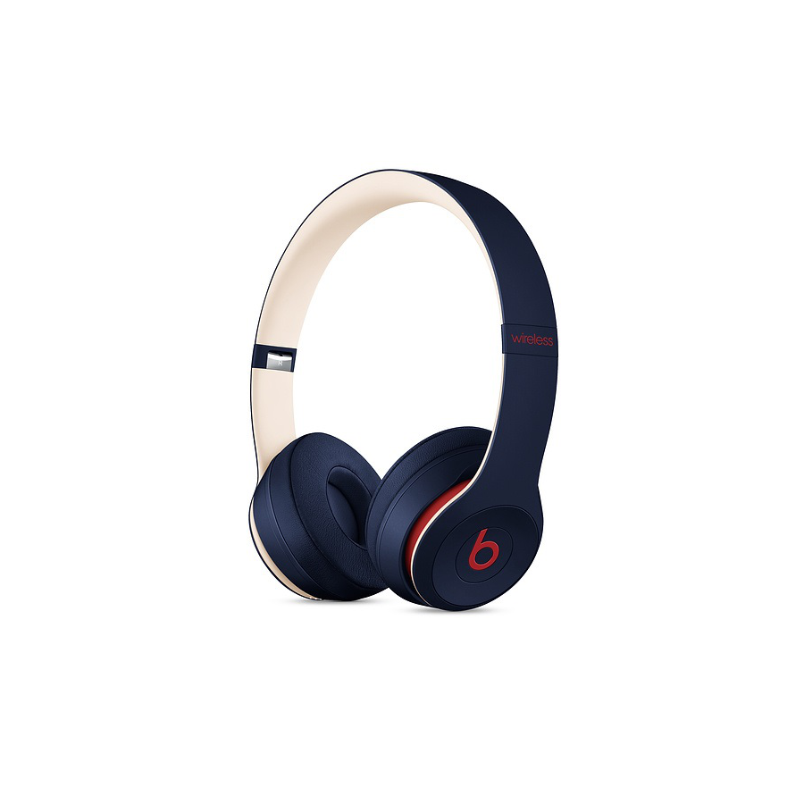 Image For Beats Solo3 Wireless Headphones Club Collection – Club Navy