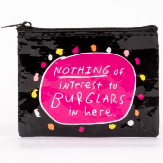 Image For Burglars Coin Purse
