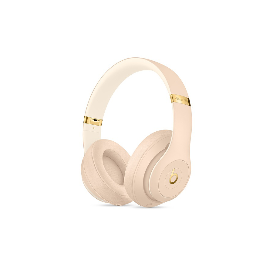 Image For Beats Studio 3 Wireless Skyline Collection - Desert Sand