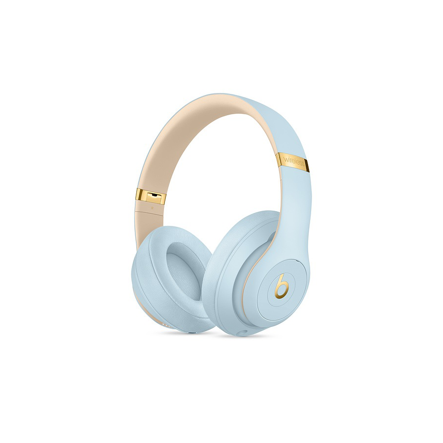 Image For Beats Studio 3 Wireless Skyline Collection - Crystal Blue
