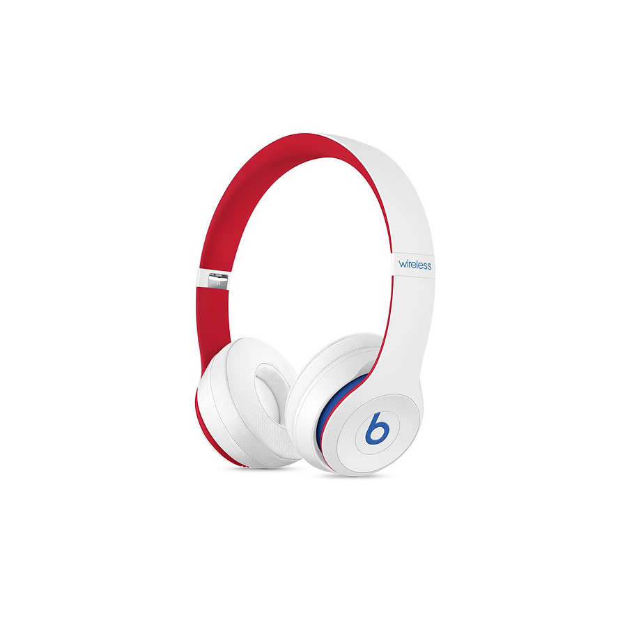 Image For Beats Solo3 Wireless Headphones Club Collection - Club White
