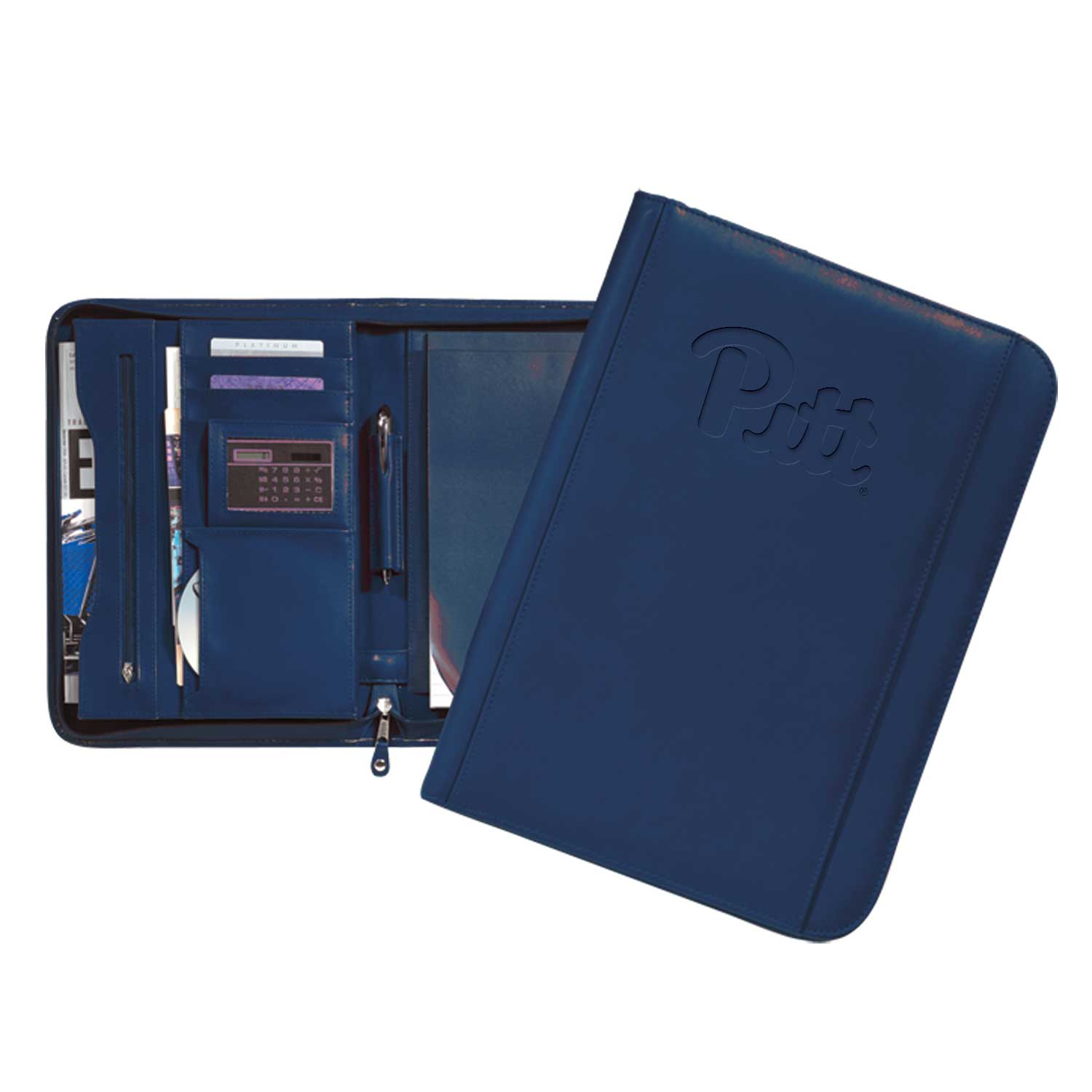 Image For Royal Pad Holder with Zipper