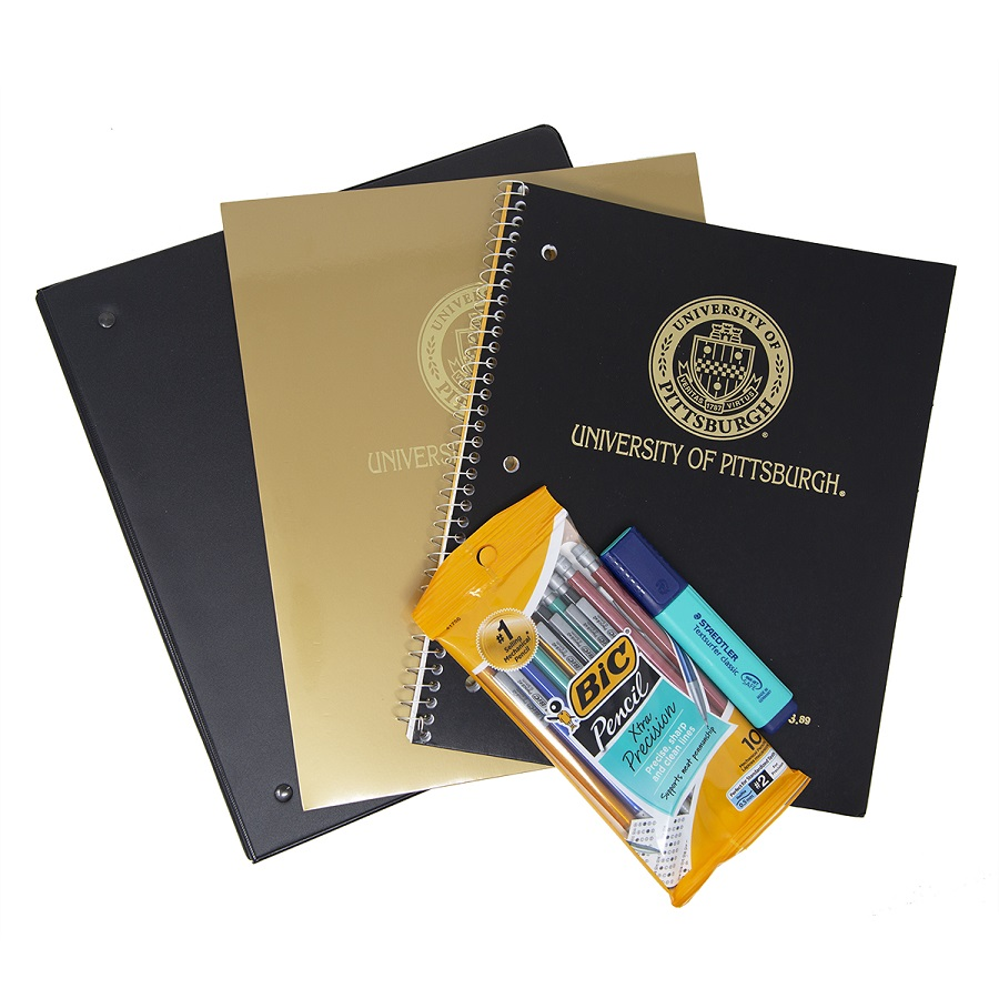 Image For Back to School Essentials Kit - Black