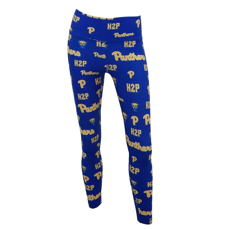 Image For Concepts Sport Women's Pitt Panther Leggings