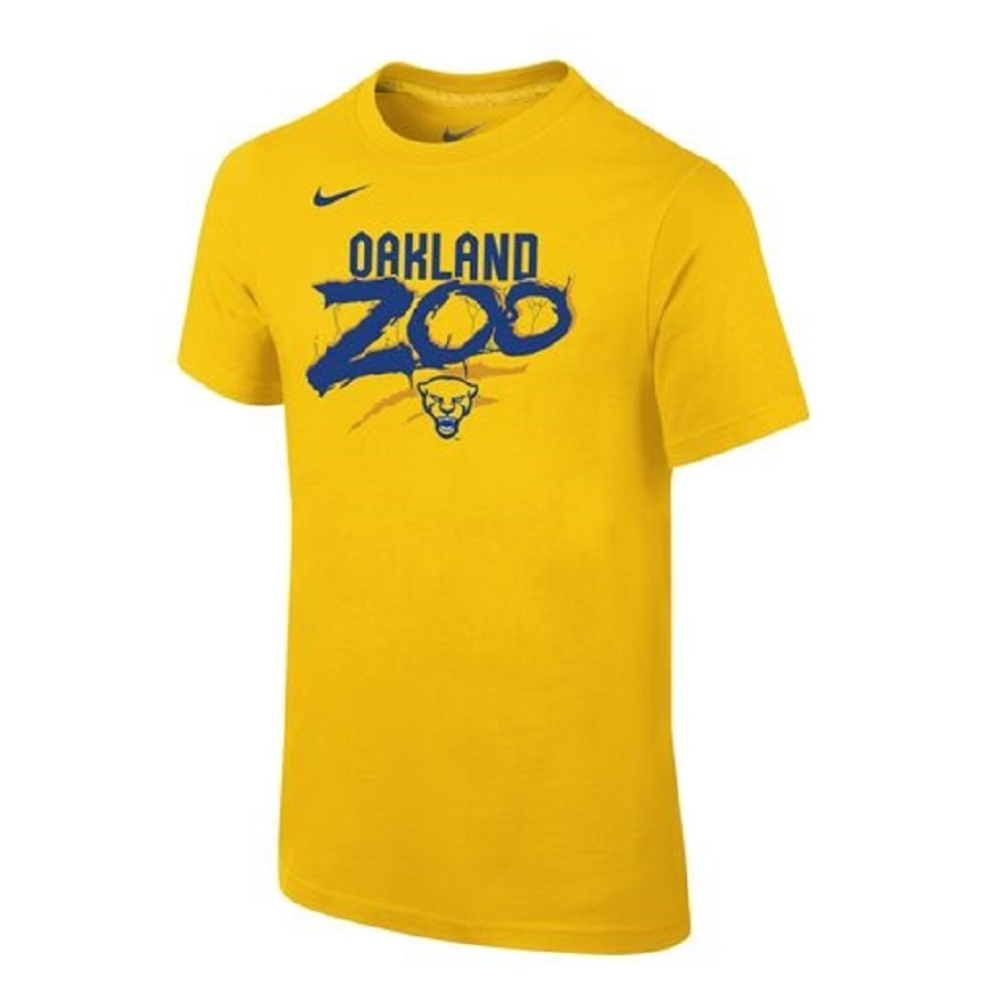 Image For Nike Adult's Oakland Zoo 2019 T-Shirt
