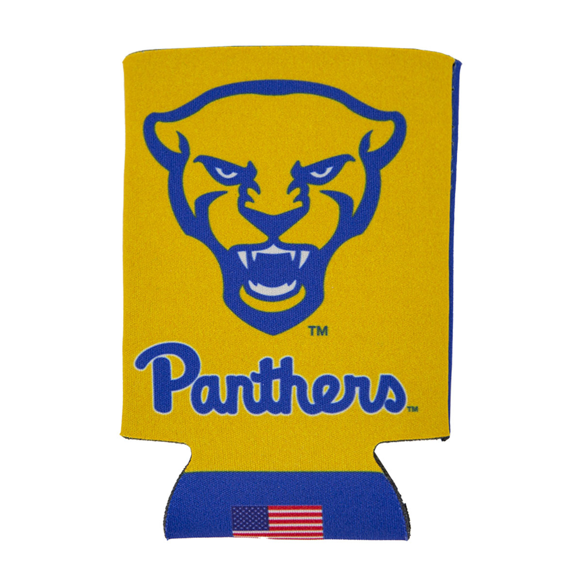Image For Can Cooler Panthers/State