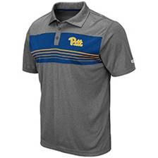 Image For Colosseum Men's Pitt Smithers Polo