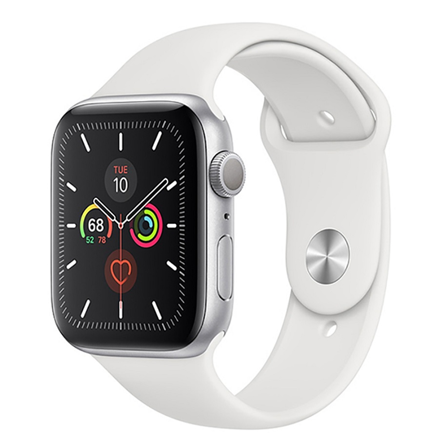 Image For Sale Price: Apple Watch Series 5 - 40mm - Silver/White