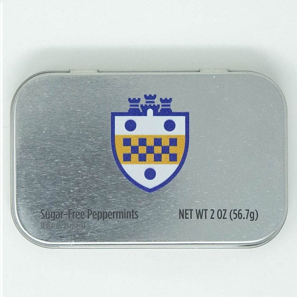Cover Image For University of Pittsburgh Mints