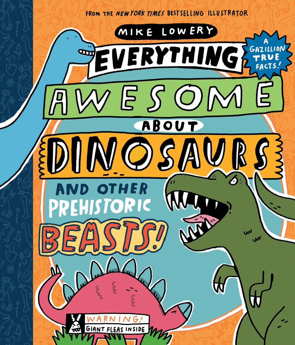 Image For Lowery - Everything Awesome About Dinosaurs