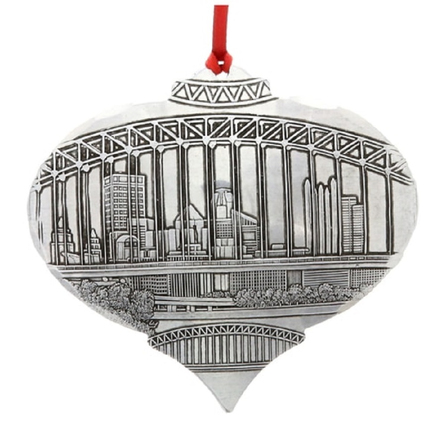 Image For Wendell August West End Bridge Ornament