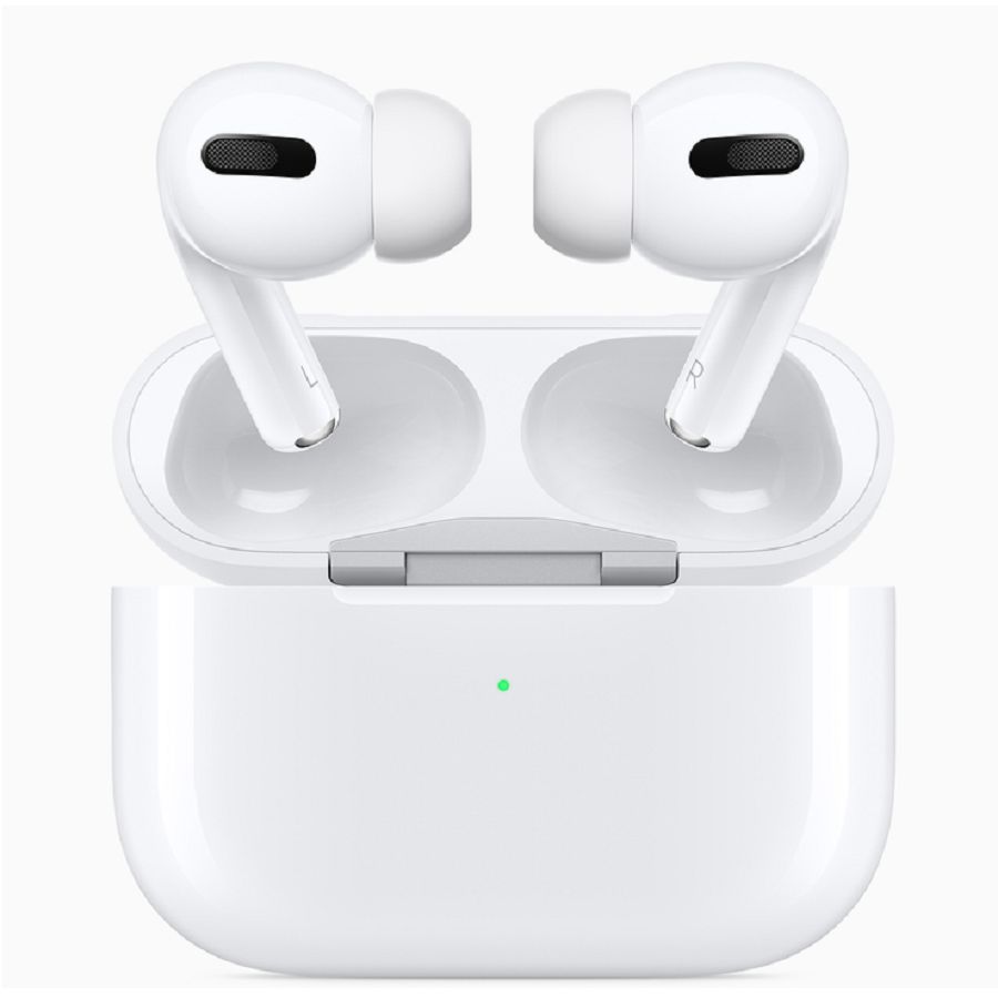 Image For Apple Airpod Pros with Wireless Charging Case