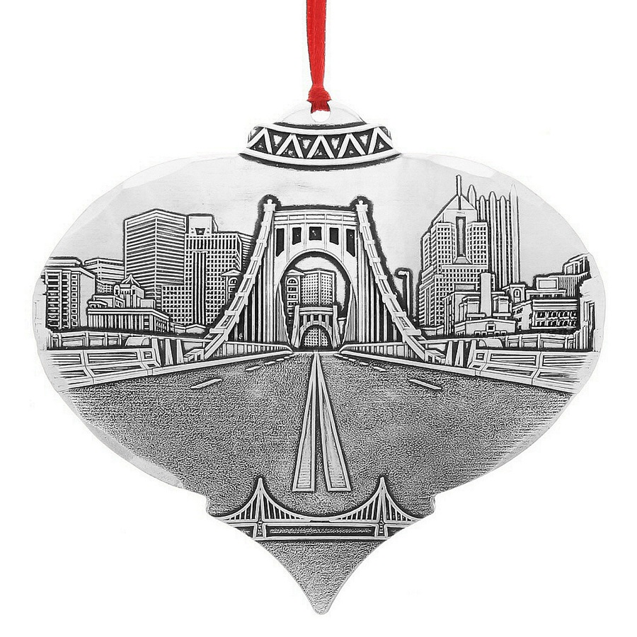 Image For Wendell August Clemente Bridge Ornament