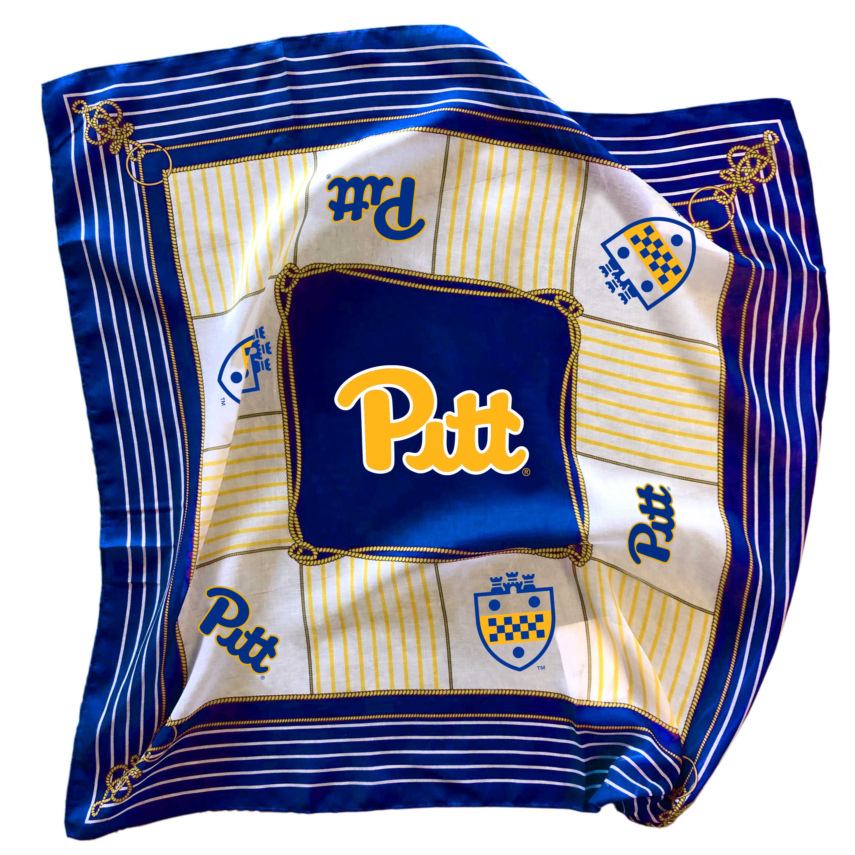 Image For Emerson Street Pitt Script Scarf