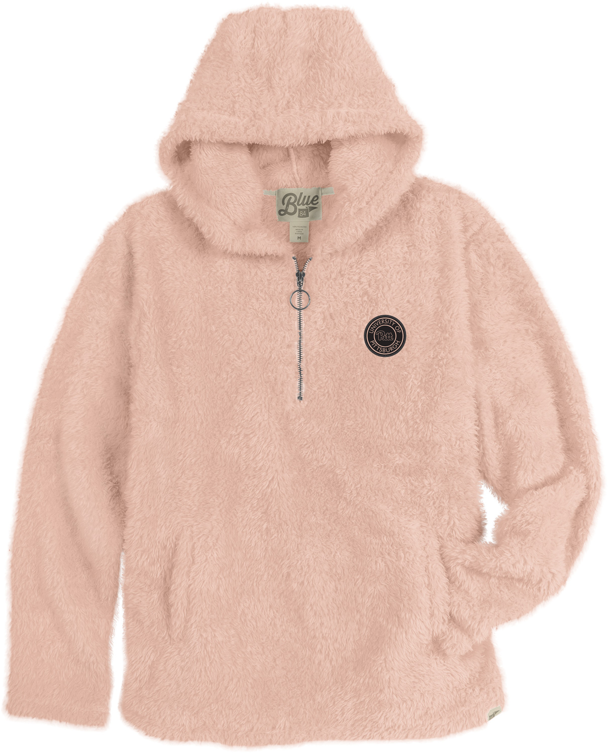 Image For Blue 84 Women's Sherpa Hoodie
