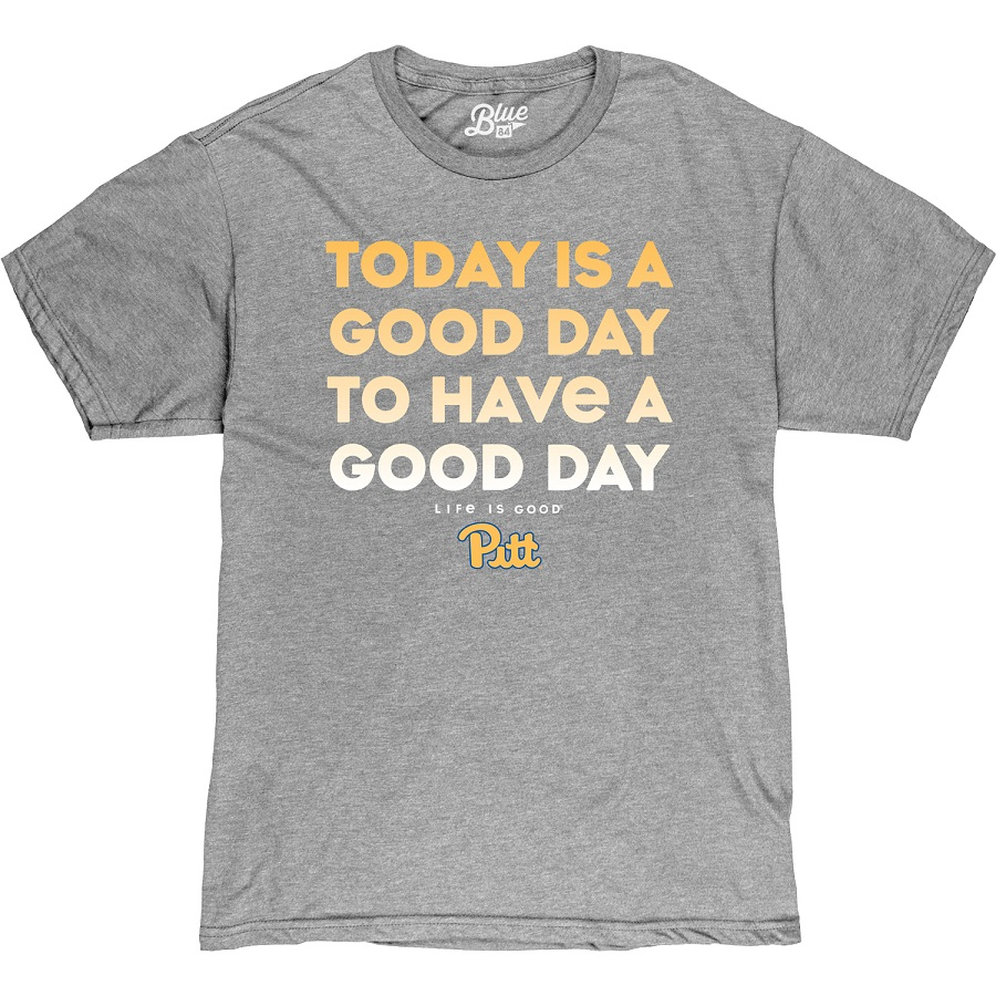 Image For Blue 84 Life is Good T-Shirt