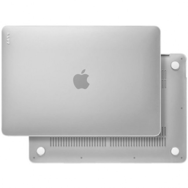 Image For Laut Huex rubber-coated protective hard case for MacBook Pro