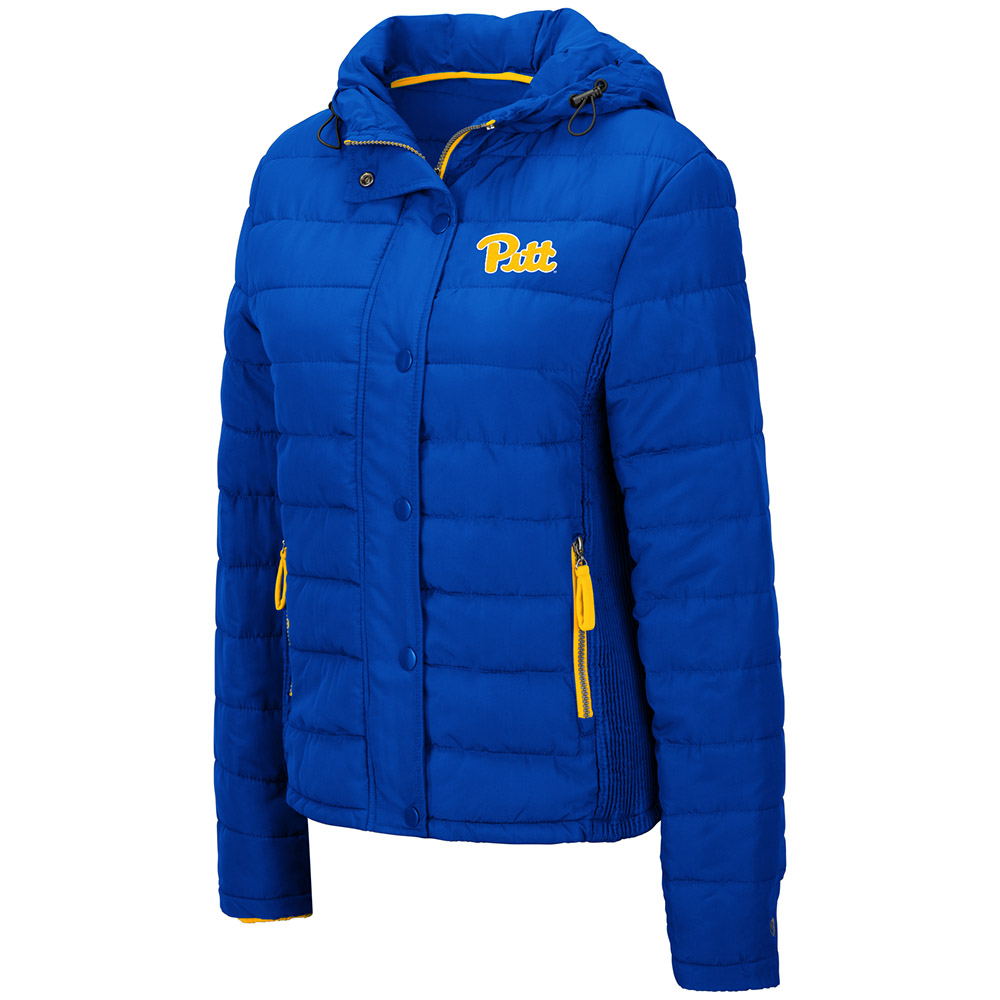 Image For Colosseum Women's Puffer Jacket