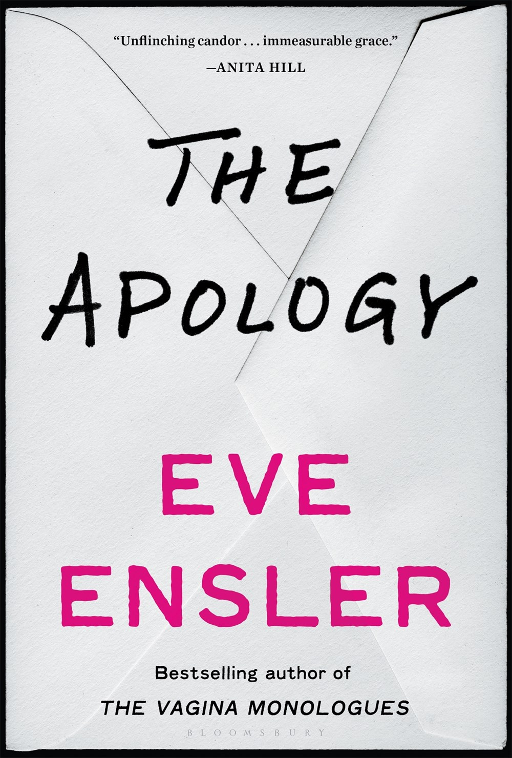 Image For Ensler - The Apology