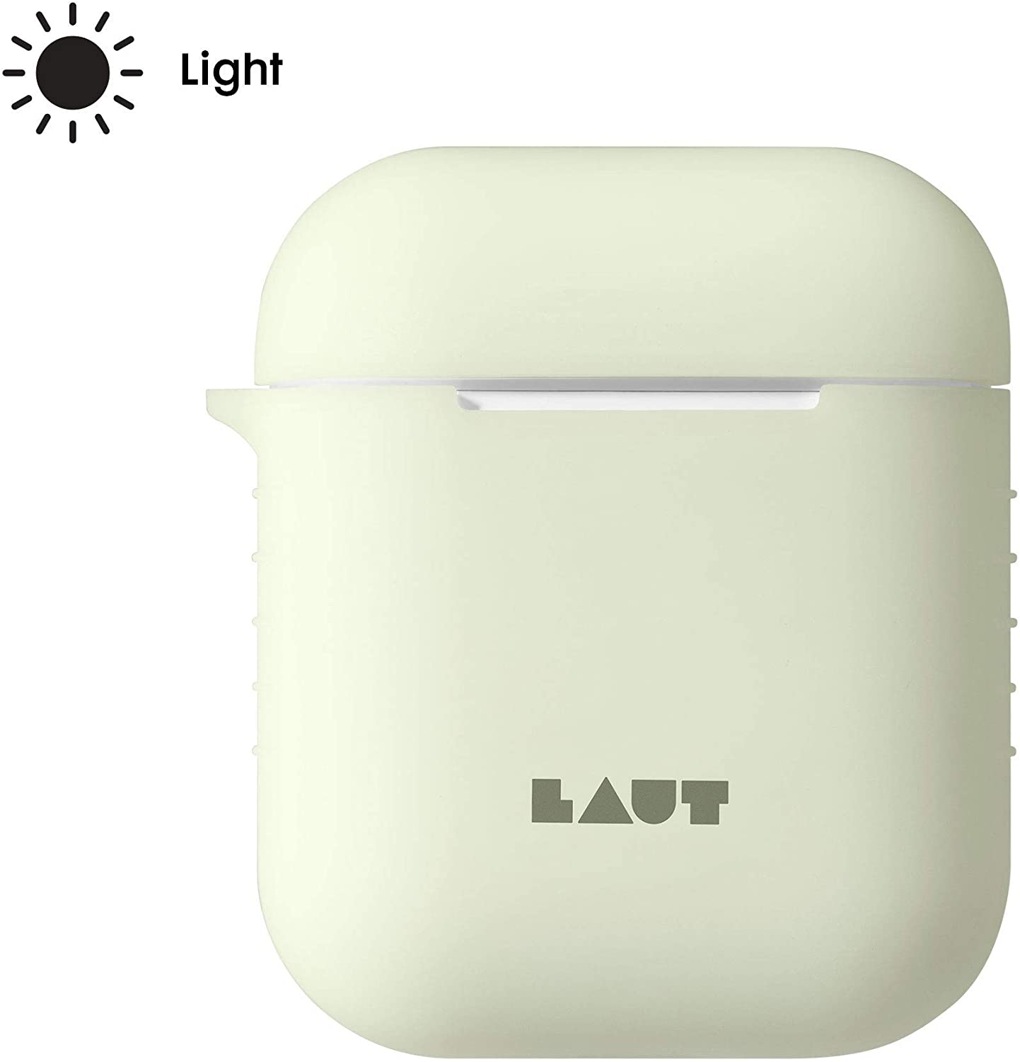 Image For LAUT AIRPOD CASE GLOW IN THE DARK