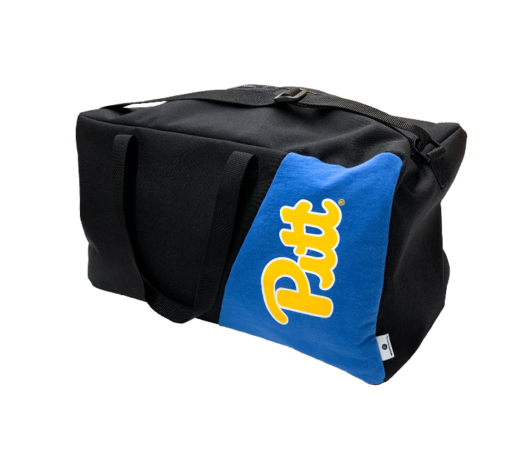 Image For 100% Upcycled Pitt Square Duffel