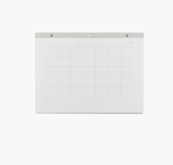 Cover Image For Wall Task Calendar by Appointed