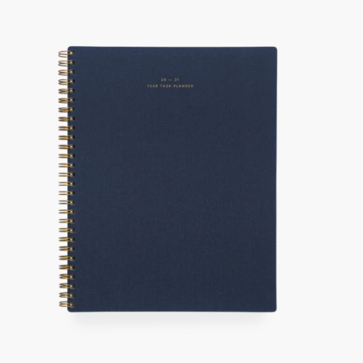 Image For 20/21 Year Task Planner in Oxford Blue