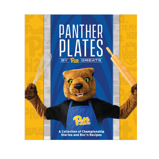 Image For PRESALE: Panther Plates by Pitt Greats<BR>*FREE SHIPPING*