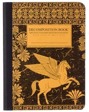 Image For Michael Roger's Decomposition Notebook - Pegasus