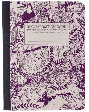 Image For Michael Roger's Decomposition Notebook - Rainforest