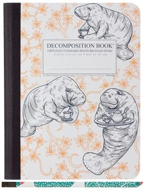 Image For Michael Roger's Decomposition Notebook - Manatea