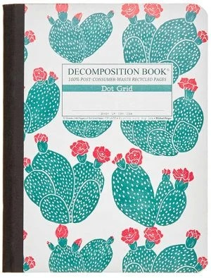 Image For Michael Roger's Decomposition Notebook - Beavertail