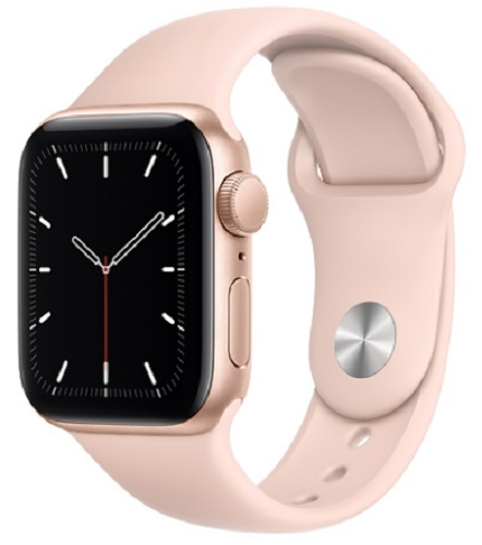 Image For Apple Watch SE - 40mm Gold/Pink Sand