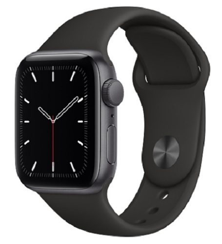 Image For Apple Watch SE - 40mm Space Gray/Black