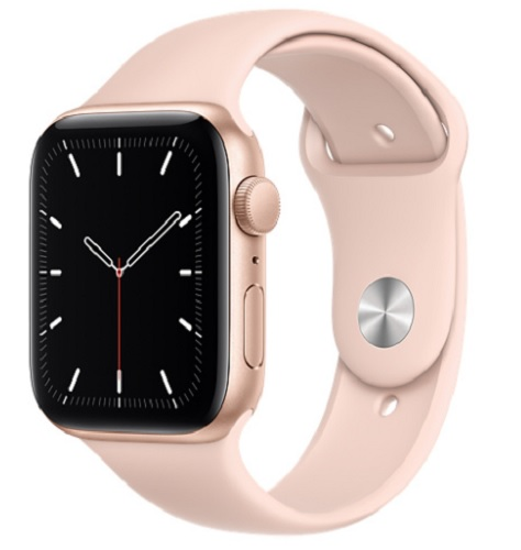 Image For Apple Watch SE - 44mm Gold/Pink Sand