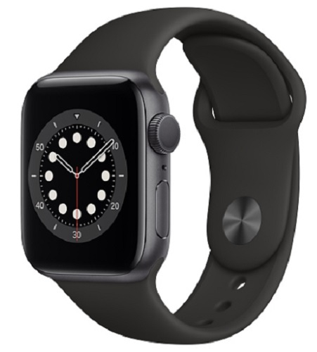 Image For Apple Watch Series 6 - 40mm Space Gray/Black