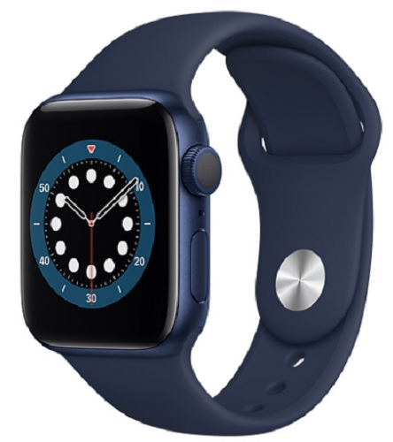Image For Apple Watch Series 6 - Blue/Deep Navy