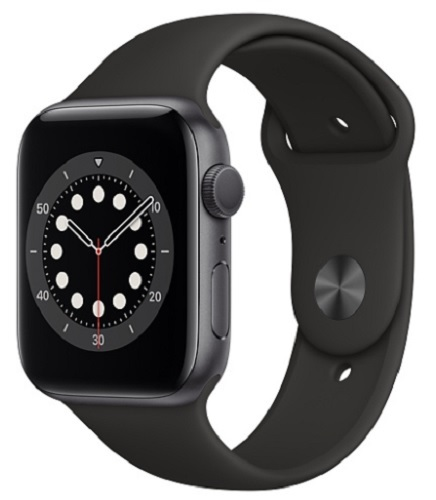 Image For Apple Watch Series 6 - 44mm Space Gray/Black