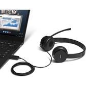Cover Image For LENOVO 100 STEREO USB HEADSET