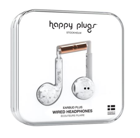 Image For Happy Plugs Earbuds Plus with Mic