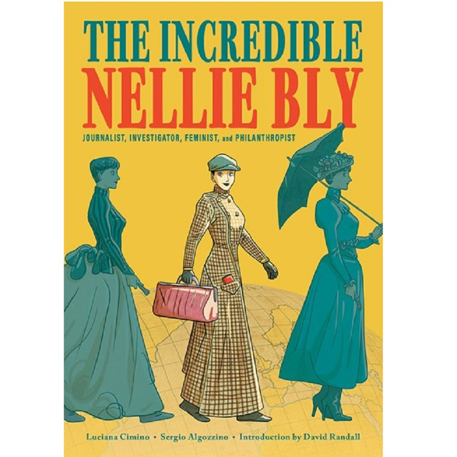 Image For Cimino - The Incredible Nellie Bly
