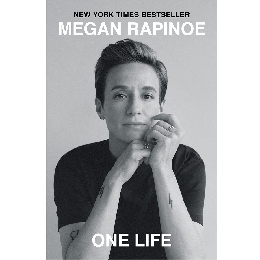 Image For Rapinoe - One Life