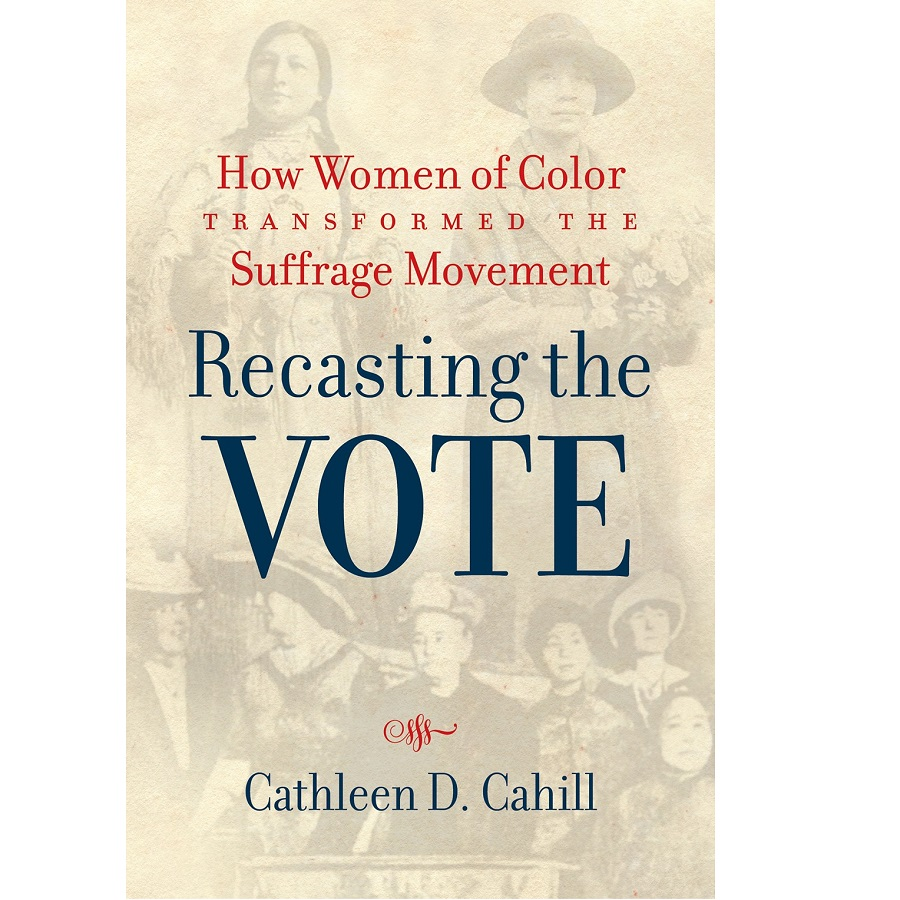 Image For Cahill - Recasting the Vote