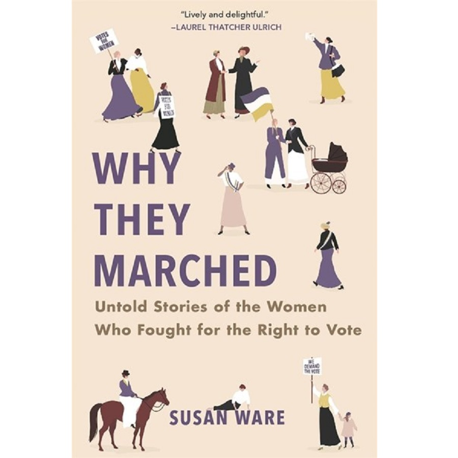 Image For Ware - Why They Marched